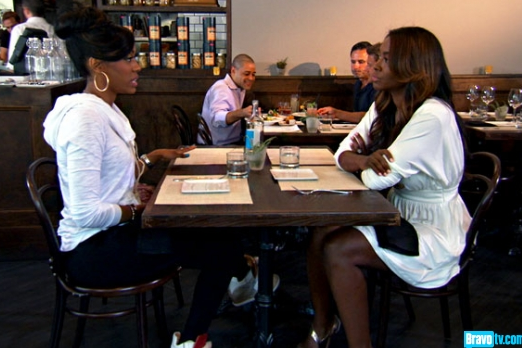 """""""I just wanted to tell you that everybody hates you and Phaedra does too. I wanted to tell you that as a grown woman."""""""